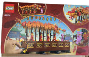 Lego Chinese New Year Dragon Dance 80102 Special Edition New Sealed Box