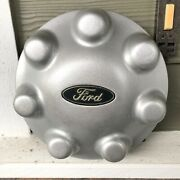 Oem 1995 -2004 Ford F150 F250 Silver Painted Center Cap Yl34-1a096-ha Free Sandh