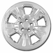 Premium Fx Chrome 16-inch Wheel Skin Covers Set Of 4 For 03-07 Subaru Forester