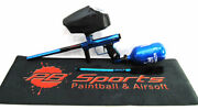 Smart Parts Sp Shocker Amp Deluxe Paintball Marker Package Dust Blue New