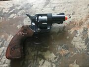 Daisy 6 Shot .357 Magnum Toy Shooting Shell Revolver With 1 Ammo Made By Nichols
