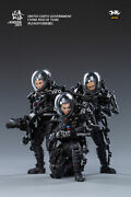 Joytoy 1/18 The Wandering Earth United Earth Government China Rescue Team Action