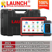 Launch X431 Pro3s + Hdiii 12v Cars And 24v Truck Bidirectional Diagnostic Scanner