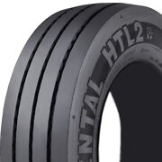 4 Tires Continental Htl2 Eco Plus St 235/75r17.5 Load J 18 Ply Trailer