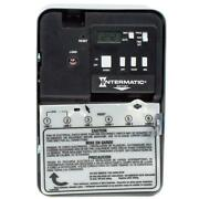 Water Heater Timer Switch Electronic Wall Mounted 240-volt Programmable Digital