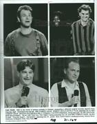 Press Photo Whoopi Goldberg And Co-star In Hbo Comedy Hour Special - Lrp04681