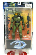 Halo 2 Action Figure Master Chief Bungie Series 1 Joyride Toys