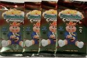 Garbage Pail Kids Chrome Series 3 Hobby Pack Lot Of 6 Factory Sealed Read