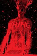 The Thing By Jock - Regular - Rare Sold Out Mondo Print