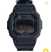 G-shock Gw-m5610bc-1jf Metal Solar Radio Clock Composite Band Case With Tag