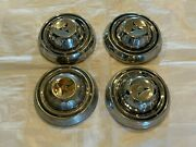 1968 Mopar Dodge Hubcaps Charger Wheel Covers Center Caps A B And C Body