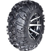 2 Transporter Oceanus 25x8.00-12 25x8.00x12 6 Ply A/t All Terrain Atv Utv Tires