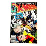 1990 The Uncanny X-men 261 Vf Marvel 1st Appearance Hardcase And The Harriers Cb3