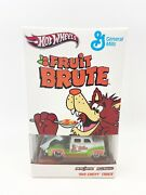 2012 Hot Wheels Rlc Fruit Brute '50s Chevy Truck Real Riders 77/1800 Rare