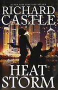 Heat Storm Castle By Richard Castle Book The Fast Free Shipping