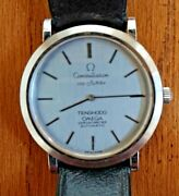 Omega Constellation Tenshodo Automatic 100th Anniversary Menand039s Analog From Jp