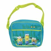 Minions Movie And039le Buddiesand039 School Shoulder Bag Brand New Gift