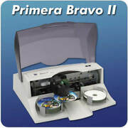Primera Bravo Ii Auto Printer With Ink Cartridge. Bundled With Accessories