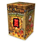 Liland039 Nitro Gummy Bear Worlds Hottest Challenge By Flamethrower Candy Company Hot