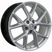 Hyper Silver Wheel 19x8 For 2002-2014 Nissan Altima - Owh1781