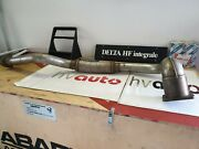 Original Flexible With First Catalyst Exhaust Lancia Delta Integral Evo2 16v Oem