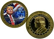 The Maga Movement Expanded Health Care Choices Commemorative Coin Proof 99.95