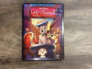 Dvd - Lady And The Tramp Ii Scamp's Adventure 2006 - New/sealed 50338