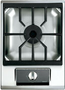 Wolf Im15/s-lp 15 Stainless Steel Lp Propane Gas Multi-function Cooktop Module
