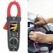 ‑20‑260℃ Thermal Imager Clamp Meter True Rms Ac/dc Voltage Tester Multimeter