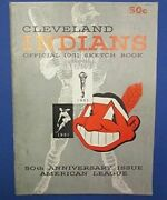 1951 Cleveland Indians Yearbook