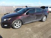 Console Front Floor Us Built Leather Seats Rear Vent Fits 14-15 Optima 1036844
