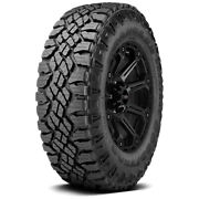 4-lt295/70r17 Goodyear Wrangler Duratrac 121q E/10 Ply Bsw Tires