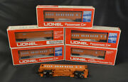 Lionel The Milwaukee Road 6 Car Passenger Set 9501, 9502, 9504, 9505 9506 And 9522