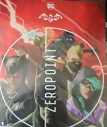 Batman Fortnite Zeropoint 1 Sealed 1st Print With Code Cover A