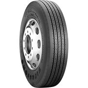 4 New Firestone Ft455 Plus 295/75r22.5 Load G 14 Ply Trailer Commercial Tires