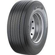 4 Michelin X Line Energy T 275/80r22.5 144/140l Load G 14 Ply Trailer Commercial