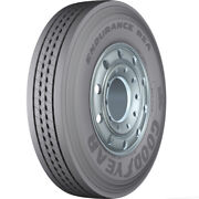 2 New Goodyear Endurance Rsa 245/75r22.5 Load G 14 Ply Steer Commercial Tires
