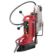 Milwaukee 4208-1 Adjustable Position Electromagnetic Drill Press W/no.3 Mt Motor