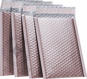 Xcgs 8.5x12 Inch Metallic Bubble Mailers Padded Wrap Envelopes Packaging Bags