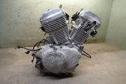1997 Honda Shadow Vt600 Complete Engine Compression Tested 20273 Miles