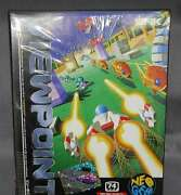 Snk Neogeo Retro Game Software Viewpoint Isometric Scroll Shooting Arcade W/case