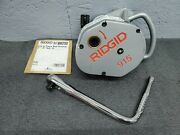 Ridgid 88232 In Place Roll Groovermodel 915 2-6 In New