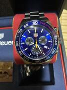 Tag Heuer Formula1 Quartz Wrist Watch Red Bull Racing Used From Japan F/s