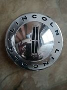 Lincoln Navigator Chrome Wheel Center Cap Hubcap 2l7j-1a096-ab Cover Rim 03-06