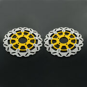 Front Floating Brake Disc Rotor For Gsxr600cc Gsxr750cc 1000cc Motorcycle New