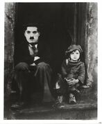 Charlie The Little Tramp Chaplin - Autographed Signed Photograph