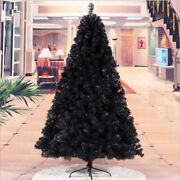 Christmas Tree Holiday Decorations Dark Green Trees Ornaments Metal Frame Stands