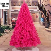 Christmas Tree Festive Holiday Party Decoration For Home Hotel Arcade Office New