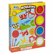 29pc Clay Kids Dough Tubs And Shaping Sets Moulding Scissors Shaper Children Xmas