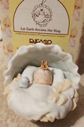 Precious Moments 'let Earth Receive Her King' Chapel Exclusive Ornament 748390